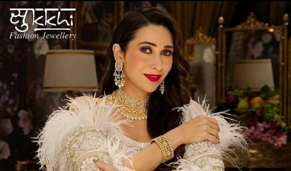 Fashion Brand Sukkhi Ropes in Karisma Kapoor as its Brand Ambassador