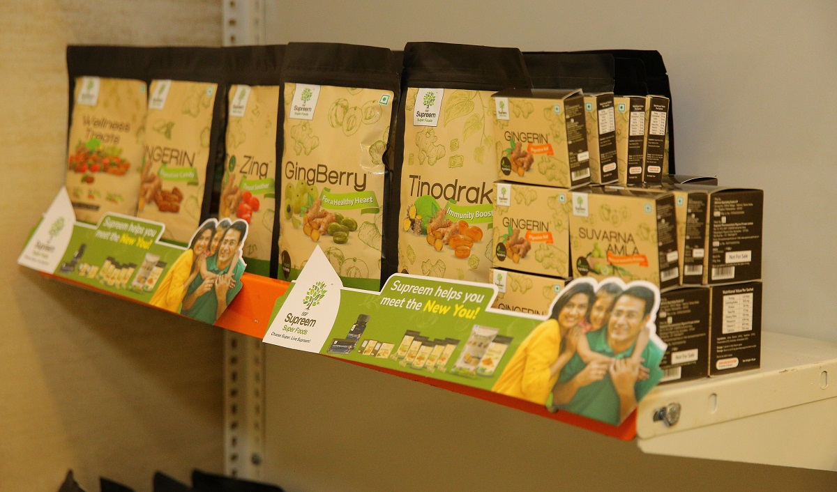 Supreem Pharma Launches Healthy Superfoods Brand Supreem Superfoods
