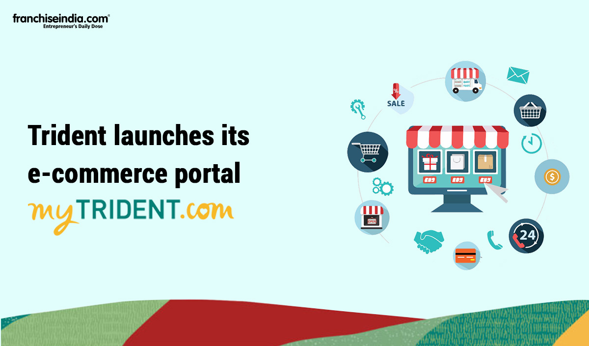 {From Bricks to Clicks] Trident Introduces D2C Portal