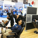 Salons & Hypermarket