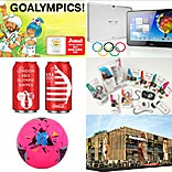 London Olympics: Time to rake in moolah