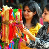 Rakhi is festival of business and profits