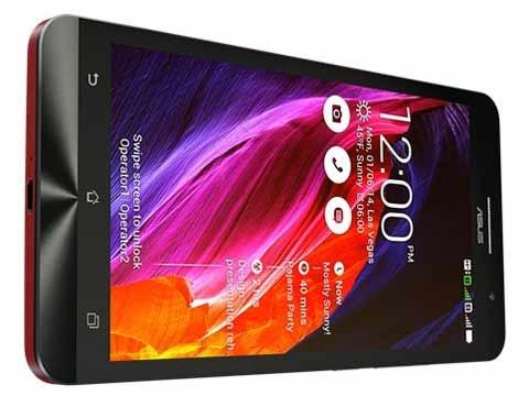 In Pics: Asus Unveils Zenfone Models
