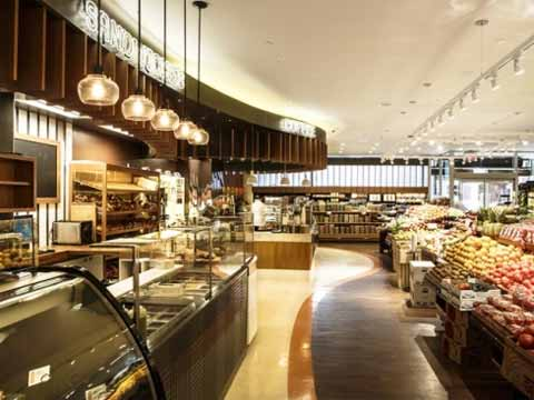In Pics: simple yet elegant store design