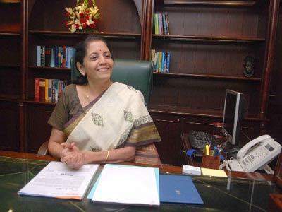 NDA government will not entertain FDI in multi-brand retail: Nirmala Sitharaman