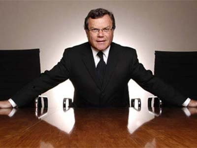 'Brand India' a hit in past years, says Martin Sorrell