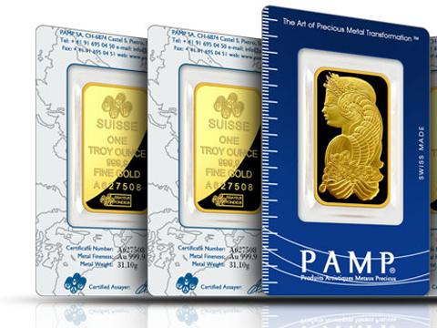 PAMP to set up duty free gold shop at Indira Gandhi International Airport