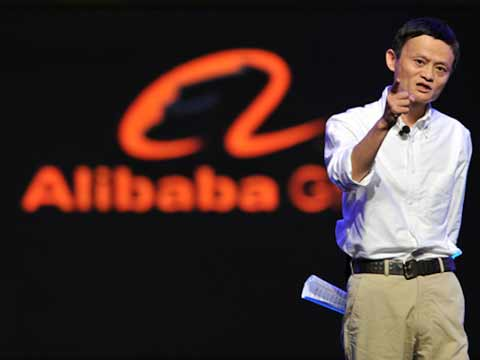 Alibaba founder Jack Ma becomes China's richest man