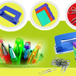 Stationery's upward growth
