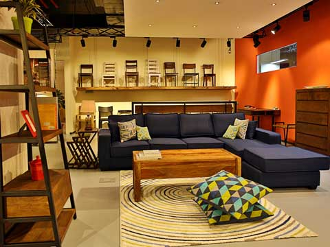 Pepperfry unveils its first concept store 'Studio Pepperfry'