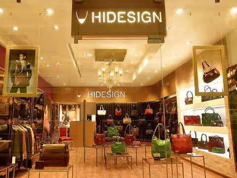 Hidesign kicks off 'End of Season Sale'