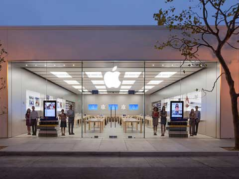 Apple posts biggest quarterly profit in corporate history