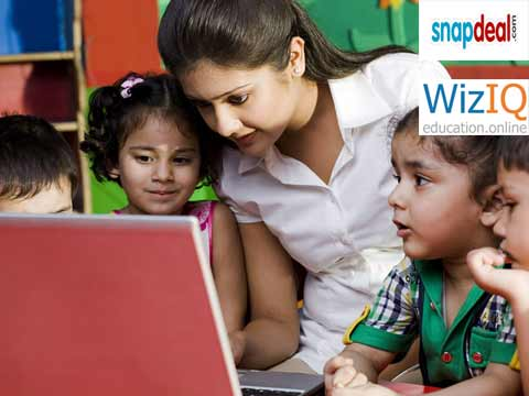 WizIQ teams up with Snapdeal in e-Learning