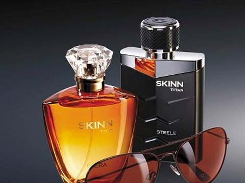 Titan aims at 5 per cent stake in perfume segment