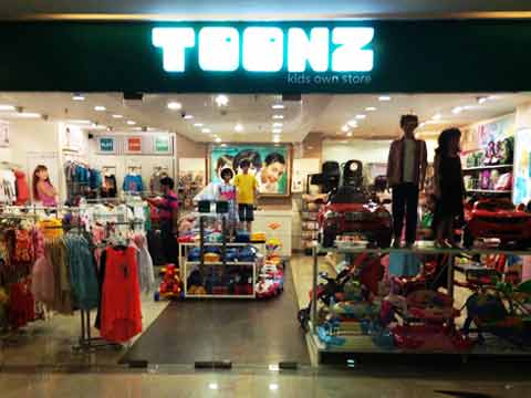 Toonz Retail targets 100 outlets in next two years
