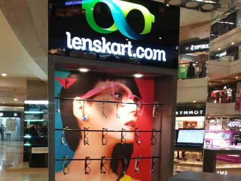 Lenskart launches three brick-and-mortar stores in Delhi