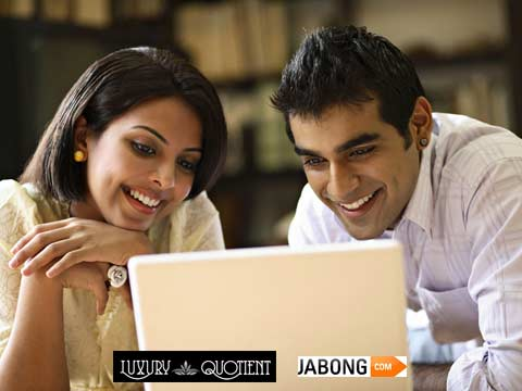 Jabong.com partners with Luxury Quotient