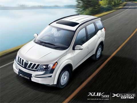 Mahindra & Mahindra launches XUV500 variant priced at Rs 14.48 Lacs
