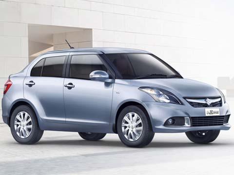 Maruti Suzuki  launches refreshed Dzire with enhanced fuel efficiency