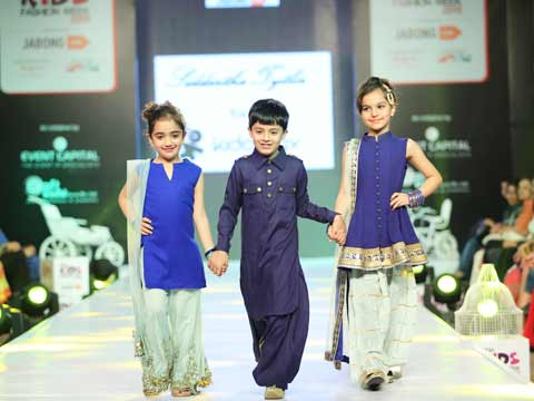 The luxury play in kidswear