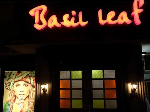 Basil Leaf's maiden store in Mumbai