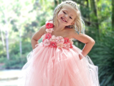 Creating a buzz: Disney Princess gowns & Barbie dresses