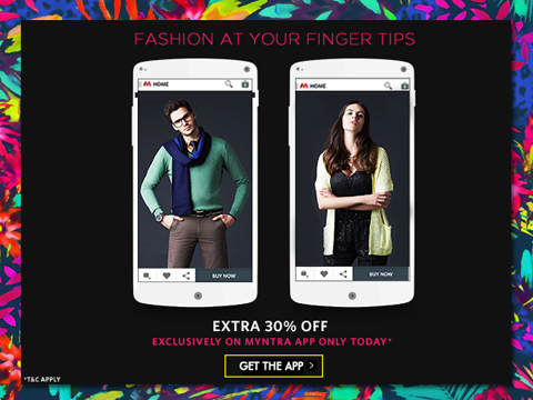 Myntra opts for Mobile-only strategy; to shut website from May