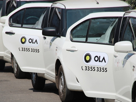 Olacabs raises $315 million in Series E round of funding
