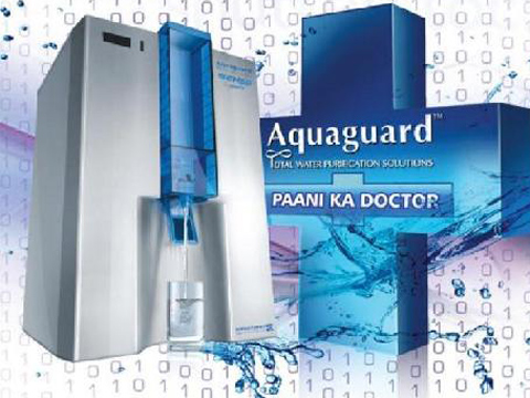 Aquaguard to be sold online, in stores