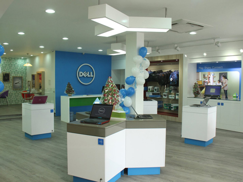 Dell India to double its store count this year too to reach 800