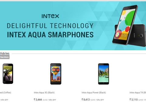 Intex Aqua store unveils a new store on Infibeam