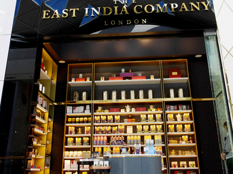 East India Company opens first outpost in West London