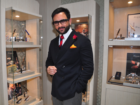 Montegrappa launches a flagship store in Mumbai