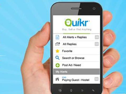 Manish Sinha to lead Quikr Homes