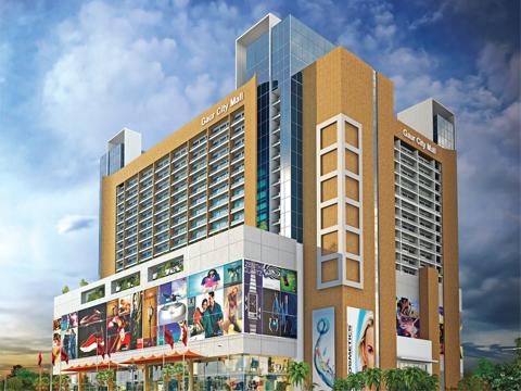 Best Shopping Malls 2015: Gaur City Mall, Greater Noida West