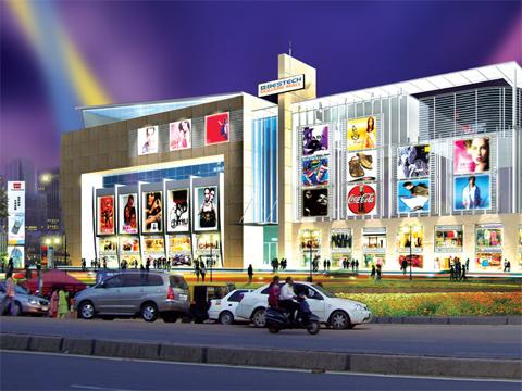 Best Shopping Malls 2015: MOHALI
