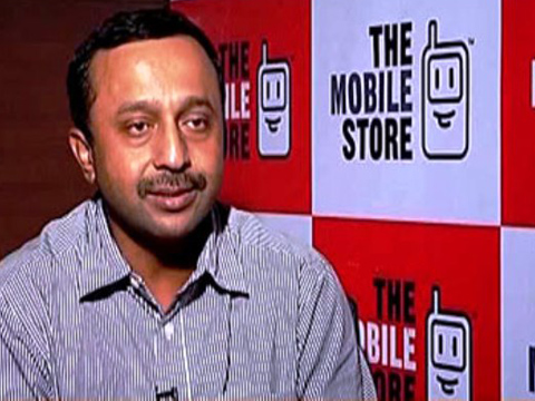 Himanshu Chakrawarti  steps down as chief executive officer of The MobileStore