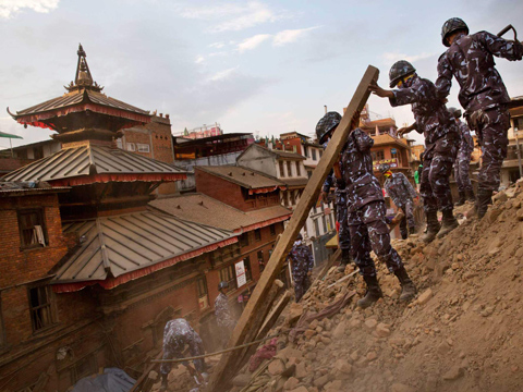 Indian e-tailers to Support Nepal in its tough time
