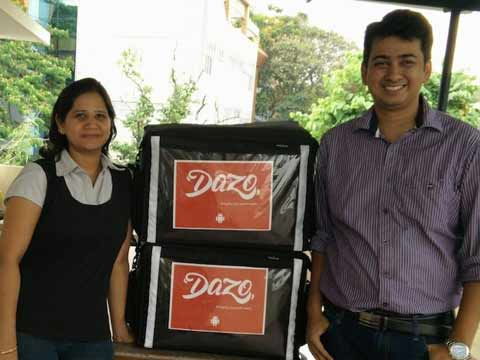 Dazo finds big corporate investors