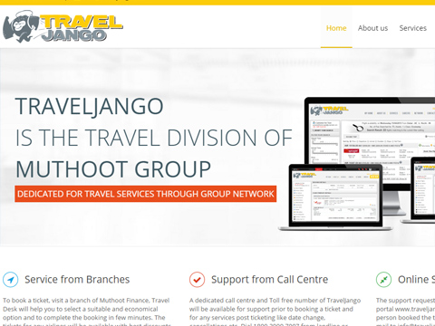Muthoot Group's Travel Division Rebrands to TravelJango