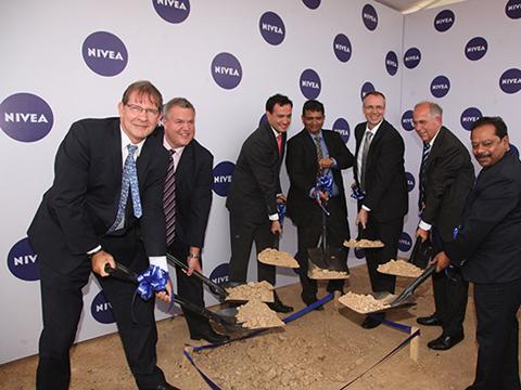 Nivea establishes first facility in India