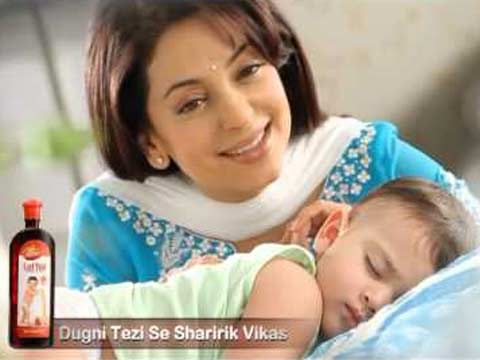 Dabur to ramp up baby care portfolio