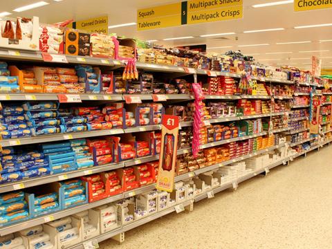 Supermarket Returns!