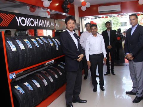 Yokohama Tyres Opens 2nd Yokohama Club Network at Surat