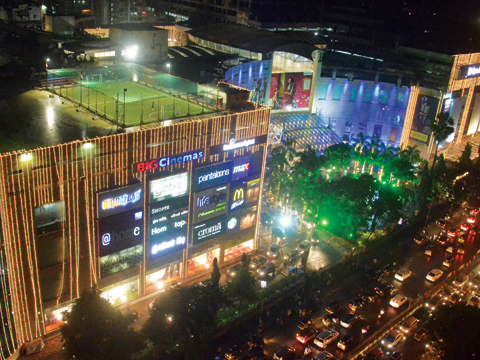 Best shopping malls 2015: R City Mall, Mumbai