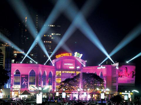 Best shopping malls 2015: Growel's 101 Mall