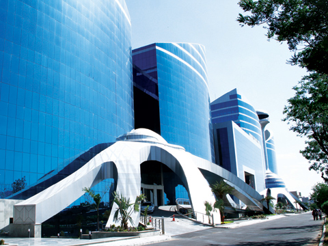 Best shopping malls 2015:World Trade Park, Jaipur