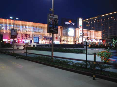 Best shopping malls 2015:AlphaOne, Amritsar