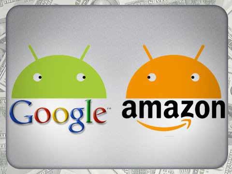 Google and Amazon betting big on India