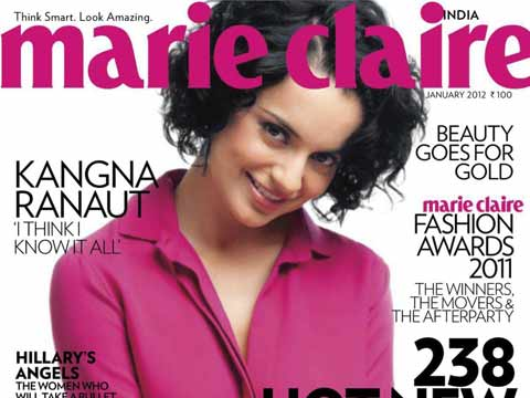 Bradford to represent Marie Claire in India